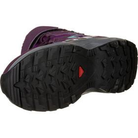Salomon XA Pro 3D TS CSWP Zapatillas Jóvenes, purple